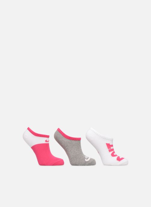 Socks & tights Nike Kids' Nike Performance Lightweight Low Training Socks (3 Pair) Pink detailed view/ Pair view